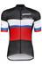 Bikester Bioracer Classic Race Jersey korte mouwen Heren rood/zwart